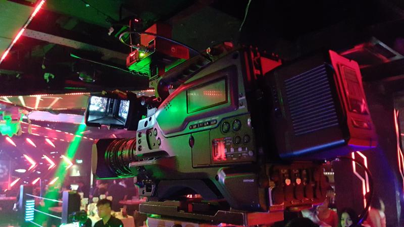 Dịch vụ Livetream quán Bar