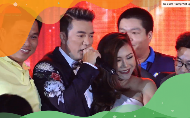 Livestream sự kiện - Tân Á Đại Thành