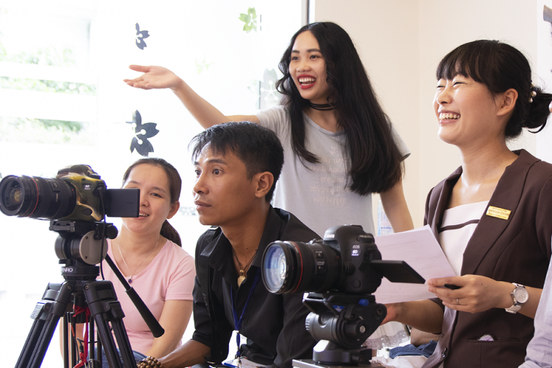 Hậu trường sản xuất Video TOKYO JAPAN